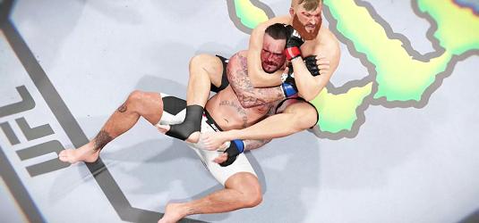 UFC 2 haseman v punk