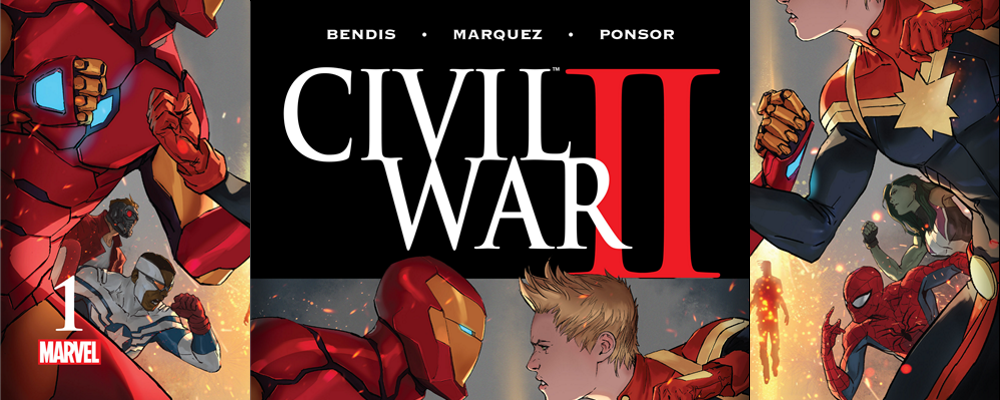 civil war II 1 feature
